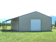 Image result for 30 X 40 Metal Building RV