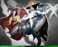 Battle of the Thunder Gods