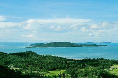 Coto island, Quang Ninh province, Vietnam