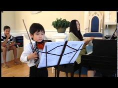 Oskar Rieding Violin Concerto in b minor op. 35 all 3 movements. Susan Black's Senior Violin Recital—See more of this young violinist #from_EricChang