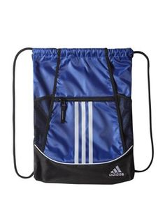 42957a8b2d adidas Alliance II Sackpack Adidas Backpack