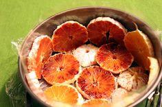 Kamomillan konditoria: Raikas appelsiinijuustocharlotte