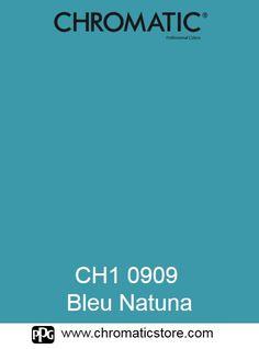 Finalisez votre projet peinture en vous rendant dans l'un de nos points de vente partenaires. Trouvez votre distributeur sur www.chromaticstore.com #bleunatuna