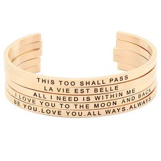 Forge Fear Nothing Motivational Black Silicone Wristband