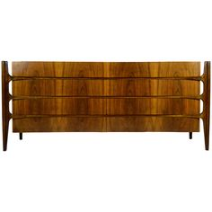 Rosewood Sideboard by William Hinn ca.1960, Sweden| From a unique collection of antique and modern dressers at https://www.1stdibs.com/furniture/storage-case-pieces/dressers/
