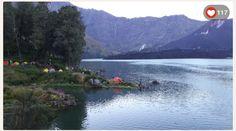 Lake Segara Anak, Mt Rinjani, West Nusa Tenggara