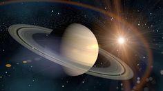 """Hallan un """"súper Saturno"""", un planeta con 30 anillos gigantes"""
