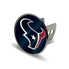 Houston Texans NFL Laser Cut Hitch Cover