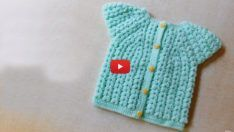 Baby Vest Making - Knitting Baby Vest Models Making Examples Flower Making, Baby Knitting, Vest, Formal, Sweaters, How To Make, Stuff To Buy, Clothes, Board