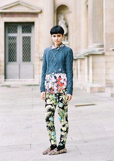 Anne-Catherine Frey e seu estilo lindo | Moda Inspo