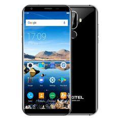 Oukitel K5 5.7 Inch 18:9 4000mAh 2GB RAM 16GB ROM MT6737T 1.5GHz Quad Core 4G Smartphone