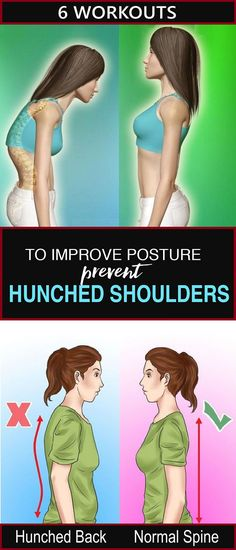 You have a great body but a bad posture and rounded shoulders which can portrait a totally different picture of you. Your tummy may look fat and you will look shorter than your actual height. You must correct your body posture to avoid any possible health issues. These 6 workouts will not only help you …