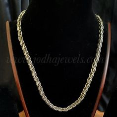 Neck-chain Paridhan Antique Jewellery, Antique Rings, Neck Chain, Gold Necklace, Bangles, Antiques, Pendant, Jewelry, Ancient Jewelry