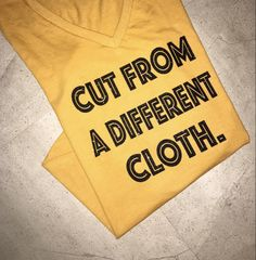 This amazingly soft tee will express your uniqueness without opening your mouth. Go to www.trendingtrudy.etsy.com to get yours today!