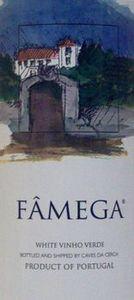 Famega Vinho Verde (0.75), Portugal, $7.99. Wine for Normal People