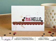 Use Stampin Up