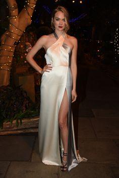 Lindsay Ellingson - Winter Wonderland Ball 2015