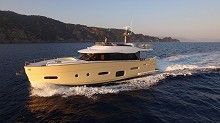 Discover Azimut Magellano 66 on the Azimut Yachts official website. Photos, technical characteristics, video, catalog and prices of the Azimut Magellano 66 Azimut Yachts, Explorer Yacht, Sport Boats, Luxury Yachts, Exterior Design, Sailing, Collection, Cruises, Freedom