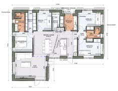 Architecture Layout, Plan Drawing, Layout Design, House Plans, Floor Plans, How To Plan, Inspiration, Ideas, Biblical Inspiration