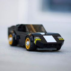 """607 Likes, 8 Comments - Dean (@legoistics) on Instagram: """"Love this @Lego Speed Champions 1966 Ford GT40. . Haven't put the stickers on yet, kind of like it…"""""""