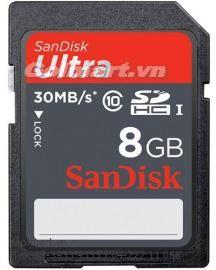 Thẻ nhớ Sandisk SDSDU-U46. SD Ultra Class 10 - Hiệu Sandisk
