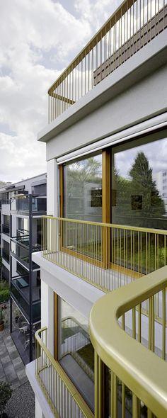 Forsberg Architekten AG - Umbau eines Stadthauses in Basel