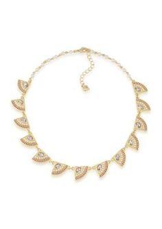 Carolee  Casablanca Cachet Collar Necklace
