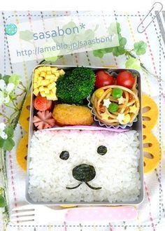 「「じゃがビー」キャラクター ポッタのお弁当」の画像|ずぼらな主婦キャラ弁にはまるっ!!の巻 |Ameba (アメーバ)