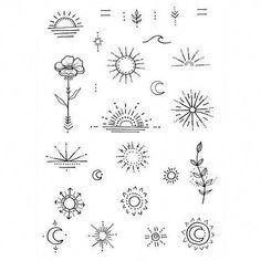 Small tattoo girls Source by Sitedetailleplus Tattoo Girls, Small Girl Tattoos, Basic Tattoos, Mini Tattoos, Stick Poke Tattoo, Hand Poked Tattoo, Sunflower Tattoos, Future Tattoos, Tatting