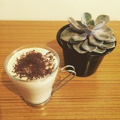 Café e Suculenta! Coffee Time
