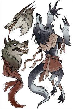 Creature Concept Art, Creature Design, Werewolf Art, Creature Drawings, Anthro Furry, Monster Art, Character Design Inspiration, Animal Design, Furry Art
