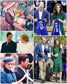 William and Kate are the first royals to visit Kelowna since Prince Charles and Princess Diana 30 years ago in May 1986. It was the second time Diana had visited the country and the ninth time for Charles. The main reason for their trip was to visit Vancouver to open Expo 86. At one point during the fair, Diana fainted, raising speculation that she was ill or pregnant. Later that year Diana admitted to developing bulimia nervosa.  The next time Diana visited the country was in 1991 with her…