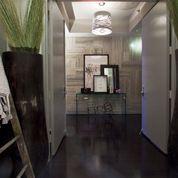 DKOR Interiors - Interior Design at the Beach Club, Miami Beach, FL - modern - living room - miami - DKOR Interiors Inc.- Interior Designers...