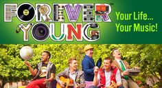 Forever Young performing at the Hughes Brothers Theatre in Branson, Missouri