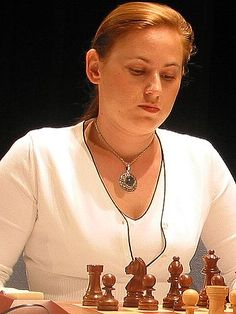 Judith polgar, the best tactical chess player for real.