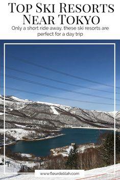 Ski Resorts Near Tokyo Perfect For a Day Trip | fleurdelilah #skiresorts #tokyo #japan #travel #asia #winter #sports
