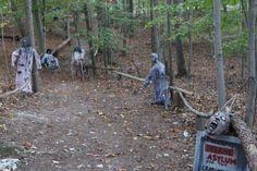 Haunted trail