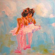 SkidawayArtworks.com - Home Art For Kids, Dancers, Festive, Portraits, Paintings, Children, Home, Art For Toddlers, Young Children
