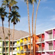 The Saguaro Hotel, Palm Springs