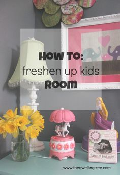 How to: make kids rooms smell better in 8 easy and fast steps. #WicklessWonders #Ad - The Dwelling Tree