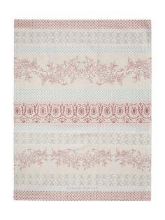 Jardin D'Amours Kitchen Towels by Garnier-Thiebaut (Own)