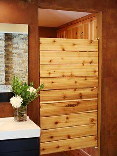 swinging doors for laundry room | swinging bar doors to take you ...
