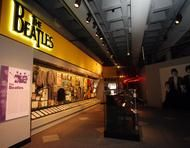 The Rock Hall's Beatles exhibit is one of the most comprehensive collections of Beatles' artifacts in the world.
