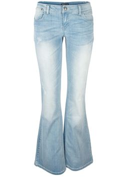 Flared Low Marieke Jeans