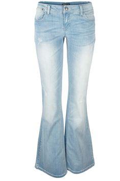 Flared Low Marieke Jeans