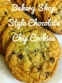 My favorite cookie is chocolate chip. Simple. Classic. I love this basic, delicious recipe. I love the fact that you can make it in one bow...