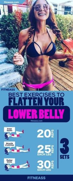 The Best Lower Abs Exercises To Burn Belly Fat Fast