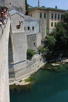 itinerario nei Balcani: Mostar, Bosnia
