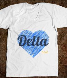 Delta Delta Delta: Delta Love