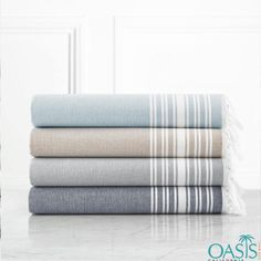 Dual Tone Wholesale Turkish Towels Manufacturers, Suppliers